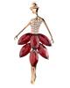 photo of ballerina ruby pendant