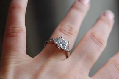 The Story Behind The Wedding Ring Finger