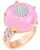 rose gold quartz
