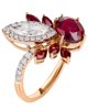 Photo of Ruby and Diamond Ring