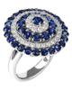 Photo of Sapphire and Diamond Set