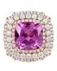 Women's Pink Ring