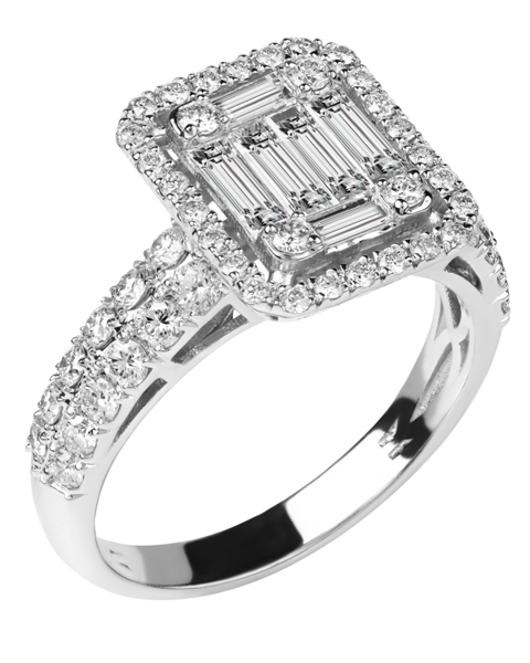 Photo of Baguette ring