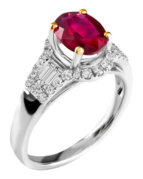 Photo of Ruby ring