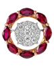Photo of Marquise Ruby Pendant