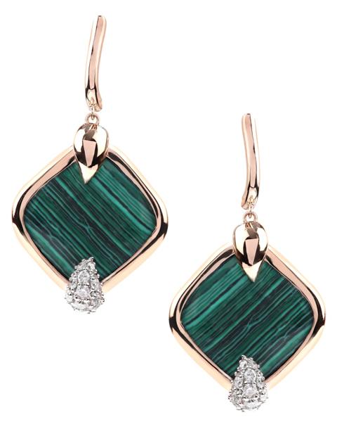 Photo of Malachite Earrings