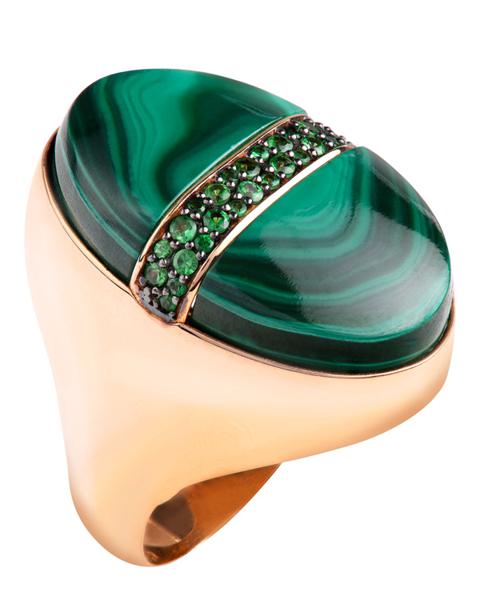 Photo of Malachite Ring