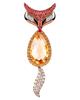 Photo of Fox Jewellery Pendant