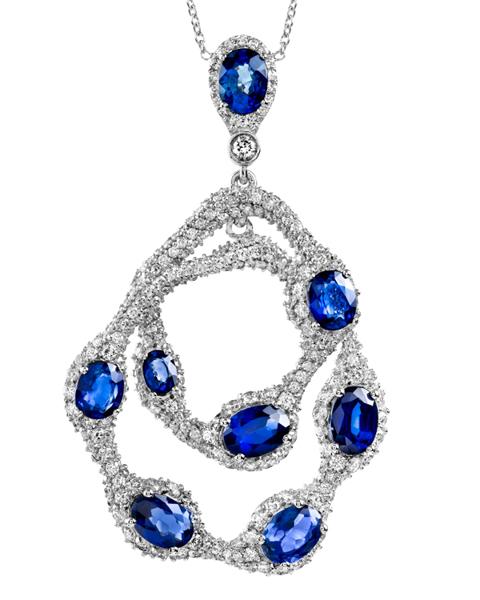 Photo of Sapphire Pendant