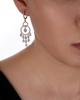 photo of brilliant earrings