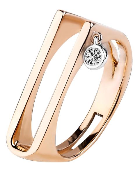 Photo of U Initial Ring