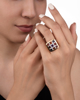 Photo of Multi Coloured Stone Ring