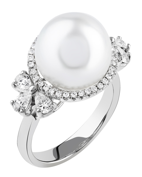 Photo of  White Pearl Ring
