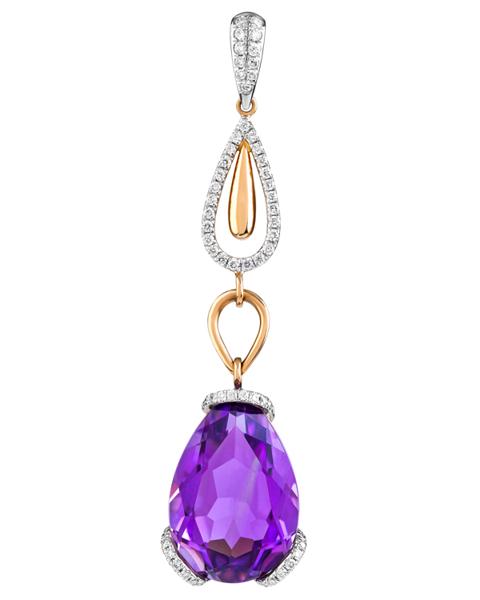 Photo of Amethyst pendant