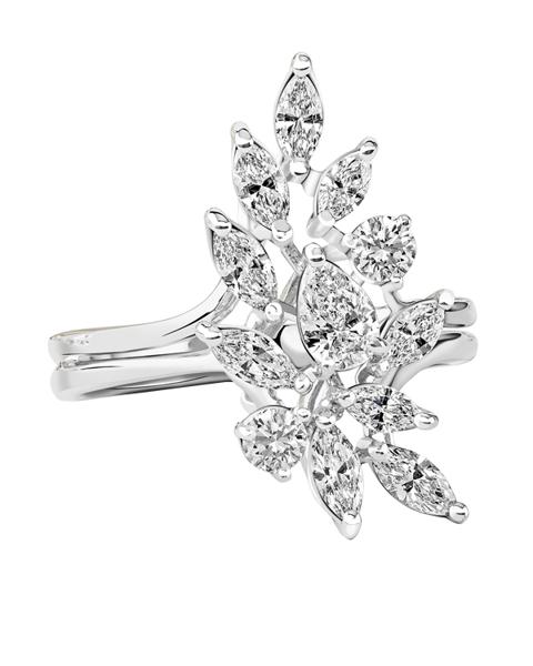 photo of Round cut Diamond ring