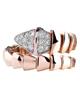 Snake Diamond Bracelet
