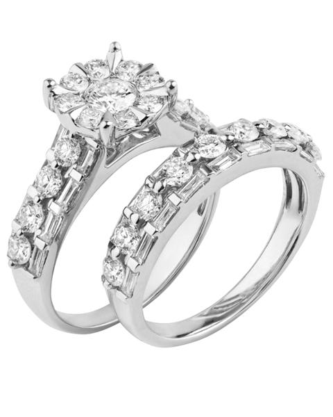 wedding double ring